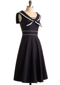 Luxury Craft Dress, #ModCloth  sailor dress..... <3