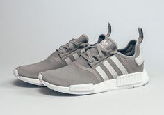 adidas Originals is back with a brand new adidas NMD in a tonal grey perfect for any occasion. The adidas NMD_R1 has always been on the simple side of the NMD series thanks to the fact that the pair skips … Continue reading →
