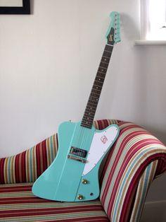 Kerry green Gibson Firebird 1