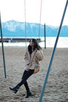 3c4023aec54e  imtaramichelle Cute Winter Couple Tumblr Pinterest Outfit Lake Tahoe  Fashion Diary