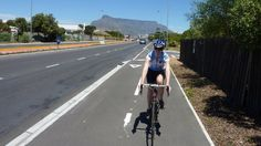 West coast cycle lanes in Cape Town - iRideAfrica Cape Town, West Coast, Cycling, Country Roads, Places, Biking, Bicycling, Ride A Bike, Lugares