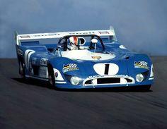 Francois Cevert in a Matra Ms 670 Nascar, Sports Car Racing, Sport Cars, Auto Racing, Sport En France, Alpine Renault, Matra, Road Race Car, Le Mans 24
