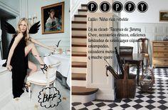 Poppy Delevigne at El blog de Malules