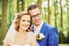 Femke en Arjan - bruidsfotografie in Rijswijk