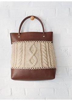 Black faux-leather bag kit | Accessories | Buy Online