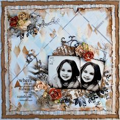 Layout: Twinkle in her eyes **CT Flying Unicorn**