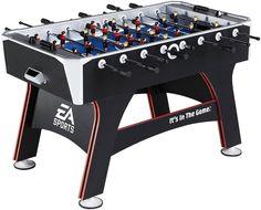 "56"" Foosball Game Soccer Table Set Sport Room Arcade Indoor Play Fun Kids New #EASports"