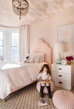 A designer transforms her bestie's boston home rue kid spaces в 2019 г. Blue Teen Girl Bedroom, Big Girl Bedrooms, Little Girl Rooms, Teenage Bedrooms, Besties, Girl Bedroom Designs, Kids Room Design, Room Inspiration, Designer