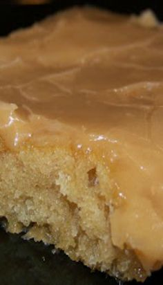 Peanut Butter Texas Sheet Cake Recipe