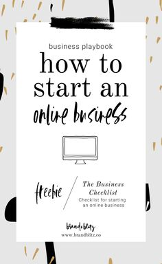 A guide on how to start an online business and the steps to take to gain traffic. Also an in depth checklist to starting your online business