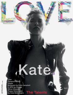 Kate Moss - The Talents