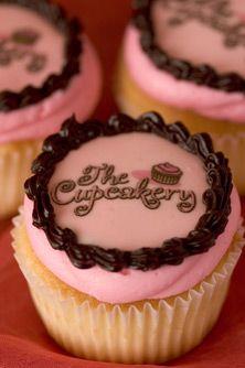 The Cupcakery Las Vegas Pink Cupcakes Custom Cupcake Shops