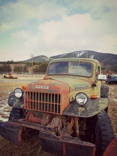 Dodge Power Wagon by dave_7, via Flickr