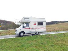 Wohnmobil Frankia auf Fiat Ducato TÜV bis 05/2019 erst 125.000 km