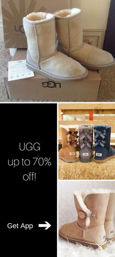 48ce87fbe7 Find many Ugg boot styles up to 70% off right from your phone! Download