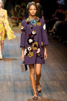 Dolce & Gabbana | Fall 2014 Ready-to-Wear