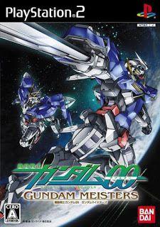 Kidou Senshi Gundam 00 Gundam Meisters ps2 iso rom download | Gaming