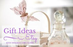 Etsy Holiday Gift Guide: 15 Gift Ideas for Natural Beauty Enthusiasts