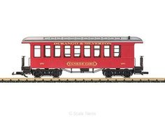 Passenger Cars 122575: Lgb 36808 G Durango And Silverton Yankee Girl Wood Coach #270 -> BUY IT NOW ONLY: $206.99 on eBay!