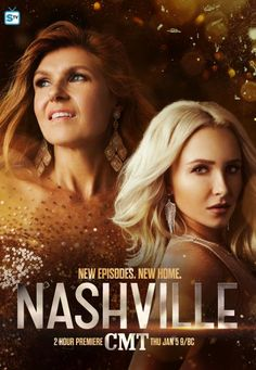 We are proud of the tv series, NASHVILLE. Our artistic community is growing. Come to Nashville and enjoy the richness of the community.
