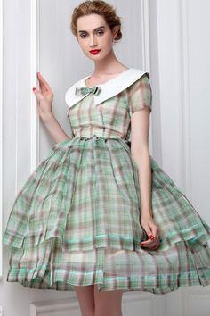 http://www.romwe.com/grey-checks-green-falbala-dress-p-55816.html