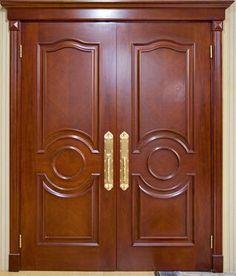 New wooden door design main Ideas Home Door Design, Door Design Interior, Wooden Door Design, Wooden Wall Decor, Wooden Door Hangers, Wooden Doors, Architecture Bauhaus, Le Corbusier Architecture, Rustic Pantry Door