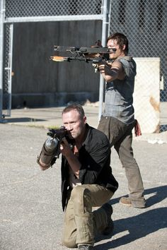"The Walking Dead ""I Ain't a Judas"" S3EP11"