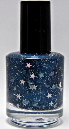 Spellbound Nails All of Time and Space Doctor Who Inspired Glitter Nail Polish