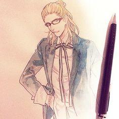Uta No Prince Sama, Hot Guys, Quartet Night, Photo And Video, Drawings, Cute, Anime, Sketch, Pencil