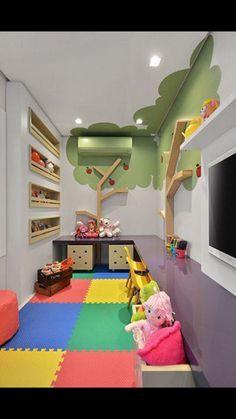 Kids Room Design Ideas with Brilliant Layout Design Kid Room Design Furniture And Accessories – Lumax Homes Kindergarten Interior, Kindergarten Design, Playroom Design, Kids Room Design, Playroom Ideas, Kids Play Area, Play Room Kids, Kids Rooms, Play Areas