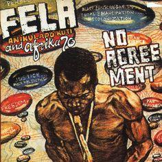 Lemi Ghariokwu - Artist behind Fela Kuti Album Covers Vinyl Music, Art Music, Vinyl Records, Bob Marley, Best Album Art, Best Albums, Afro, Fela Kuti, Factory Records