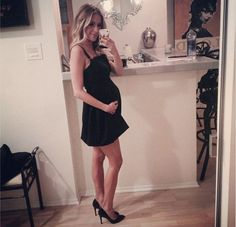 Kristin Cavallari - Maternity Style - very adorable♡ one day :)