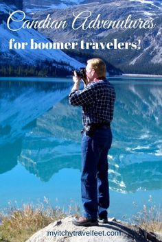 Boomer travel - Canada - Discover what to do, where to go and what to see on a boomer travel adventure in Canada.