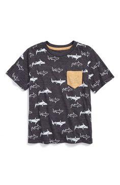 Tucker+++Tate+Contrast+Pocket+T-Shirt+(Toddler+Boys,+Little+Boys+&+Big+Boys)+available+at+#Nordstrom