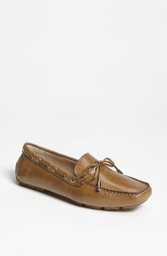 I am in heaven that moccasins and loafers are back in a big way this fall.....Halogen® 'Prescott' Moccasin available at #Nordstrom