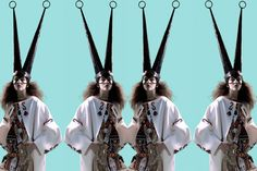 BROSE NOSE: PARIS FASHION WEEK / 3 New Designers I Discovered