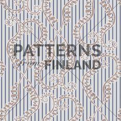Jugend – Imarre by Ilana Vähätupa   #patternsfromagency #patternsfromfinland #pattern #patterndesign #surfacedesign #ilanavahatupa