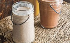 When I dream about my favourite splurge-worthy smoothies, I dream about this peanut butter, cinnamon and date smoothie.