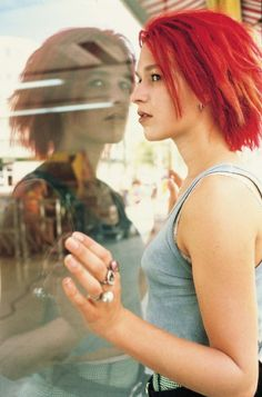 Franka Potente - Run Lola Run 1998