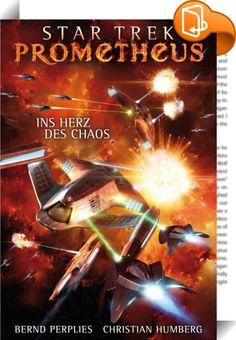 Star Trek - Prometheus 3: Ins Herz des Chaos    ::  Die fantastische Trilogie zum Jubiläum! Erstmals in der 50-jährigen Geschichte der großen Science-Fiction-Kultsaga erscheinen von deutschen Autoren verfasste Romane.  Die Lage im Lembatta-Cluster spitzt sich zu! Während Flotten der Föderation und des Klingonischen Reichs an den Grenzen in Position gehen und die Vorgänge in der Tiefe der Sternenballung argwöhnisch beobachten, liefern sich die Mannschaften der U.S.S. Prometheus und der ...