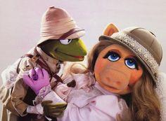 Miss Piggy and Kermit Miss Piggy Muppets, Kermit And Miss Piggy, Kermit The Frog, Kermit Face, Danbo, Jim Henson, Fraggle Rock, The Muppet Show, Muppet Babies