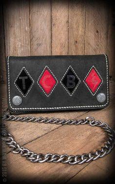 Rumble59 - Leder Wallet  TCB #rumble59 #wallet #tcb #elvis