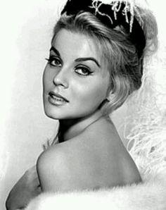 Ann-Margaret--she was so much prettier than Marilyn.