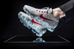 9c53084ea8bb Nike Air VaporMax Flyknit to Release in Three Colorways for Air Max Day.  Running Shoes NikeNike Free ...