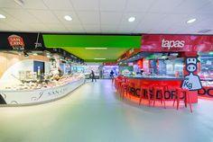 GASTRONOMÍA EN ZARAGOZA: El Mercado de Las Ventas renueva sus instalaciones...