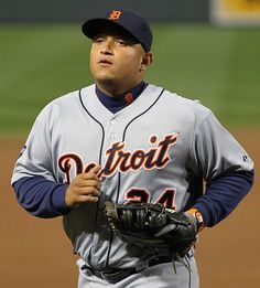 How to Get Fit Like Detroit Tigers Slugger Miguel Cabrera
