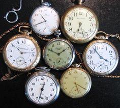 Railroad Pocket Watches