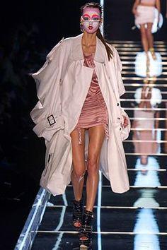 Christian Dior Fall 2003 Ready-to-Wear Fashion Show - Bettina Weitze, John…