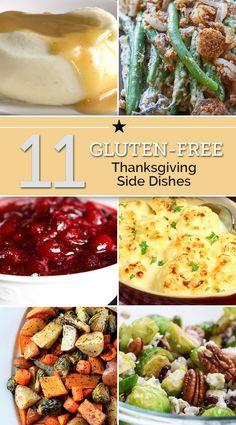 11 Irresistible Gluten-Free Thanksgiving Side Dishes | thegoodstuff