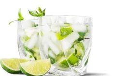 Famous Cuban Cocktails That Tell The History of Cuba - ASocialNomad Lemon Lime Water, Cuban Mojito, Lemon Clipart, Cocktails History, Water Quotes, Water Aesthetic, Orange Drinks, Cuban Recipes, Lemonade